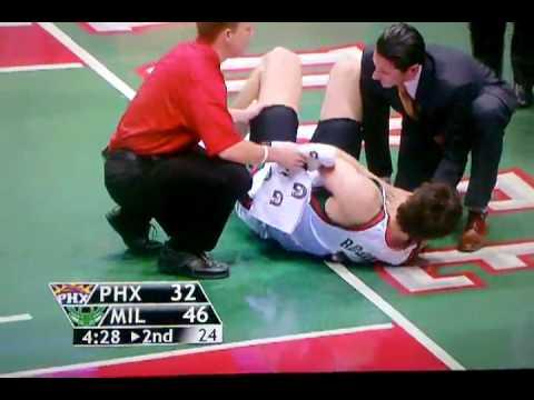 Andrew Bogut Elbow Injury