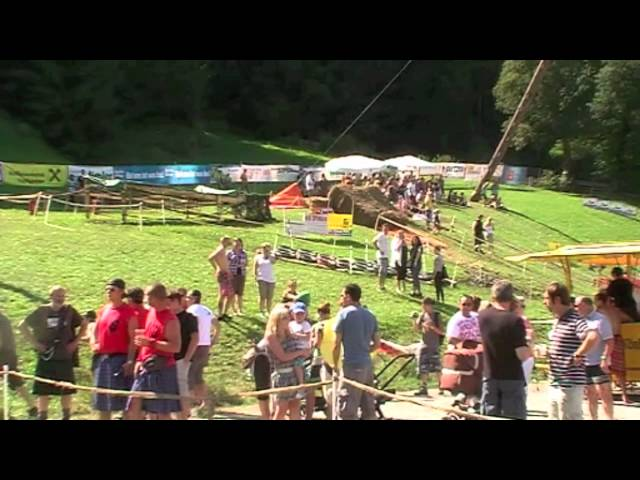 Das waren die Salvenpass Highlander Games 2011