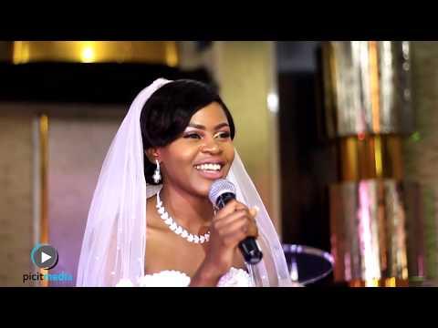 Best Christ Embassy Zimbabwe wedding couple performance ft Best Masinire and Whitney Songbird