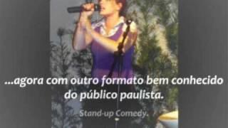 Gambar cover Carol Martin - Release Martando de Rir - Comédia Stand Up