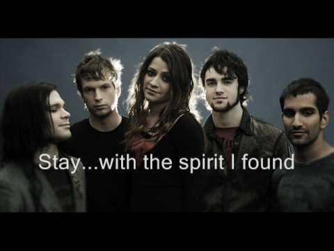 Stay (faraway, so close) Flyleaf