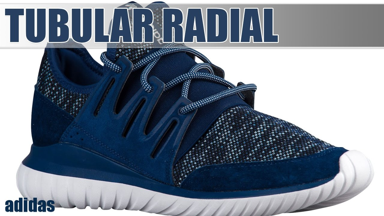 Adidas Tubular Radial Youtube