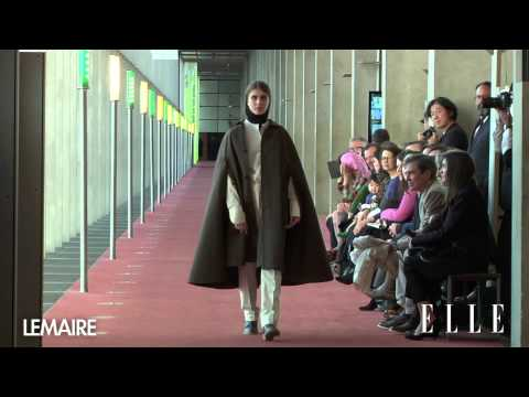 CHRISTOPHE LEMAIRE FW 2015-16 collection