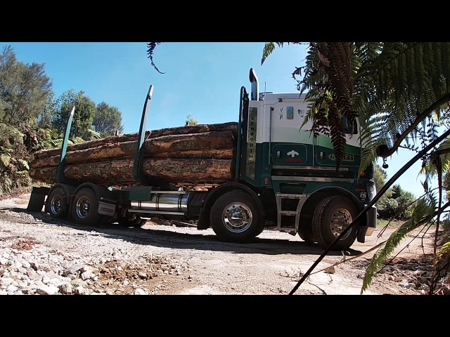 Billy Adams entry – The Great New Zealand Trucking Video Competition