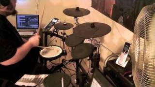 Big Poppa-The Notorius B.I.G.-LRRG(Drum Cover)