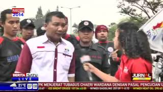 Puluhan Ribu Buruh Pulogadung Bersiap Demo