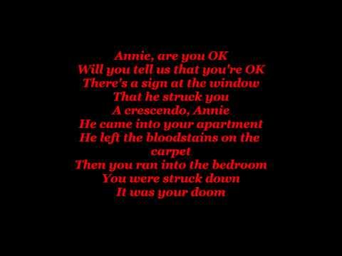 Alien Ant Farm Smooth Criminal Lyrics