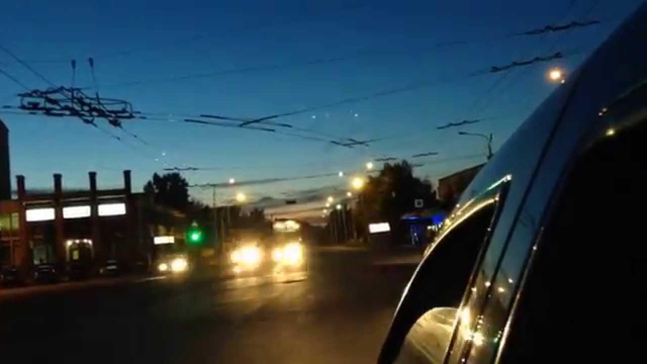 ночной ярославль фото