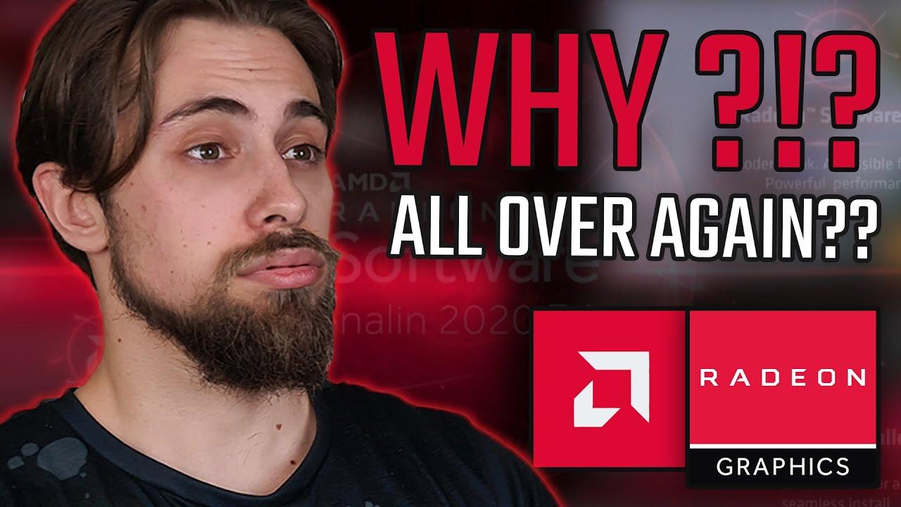 AMD Radeon 20.9.1 Drivers | Broken Freesync AGAIN ?!