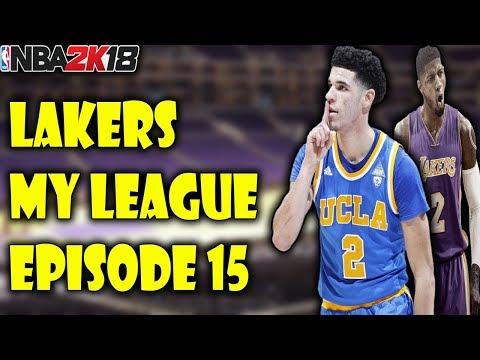 FINAL EPISODE?? - Lakers My League Episode 15 - NBA 2K18