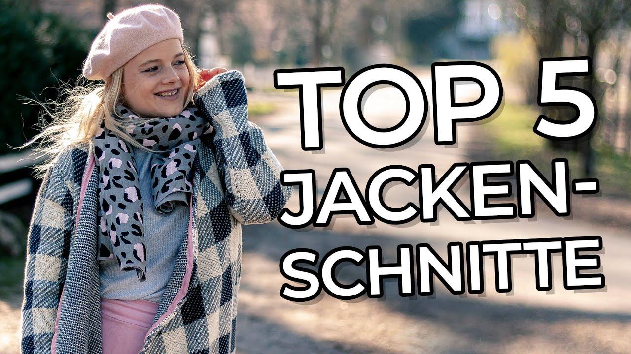 Jackenschnitte: Meine Top 5