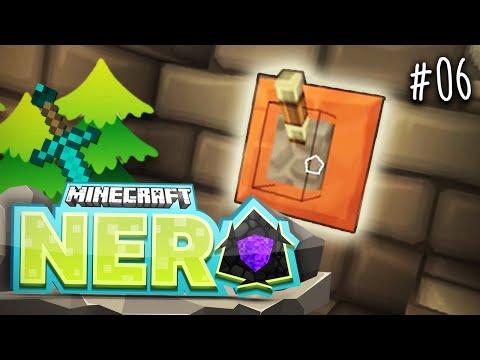 Der Schalter im Dungeon ★ Minecraft NERO #06