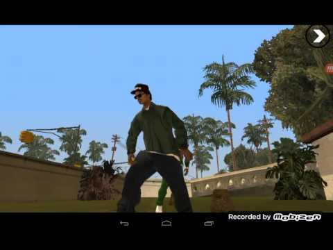 Mission N°11 GTA SAN ANDREAS