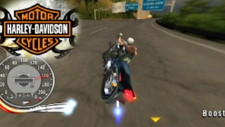 Harley-Davidson Motorcycles: Race to the Rally ... (PS2)
