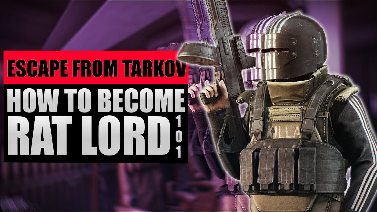 How to become a Rat Lord | Escape from Tarkov