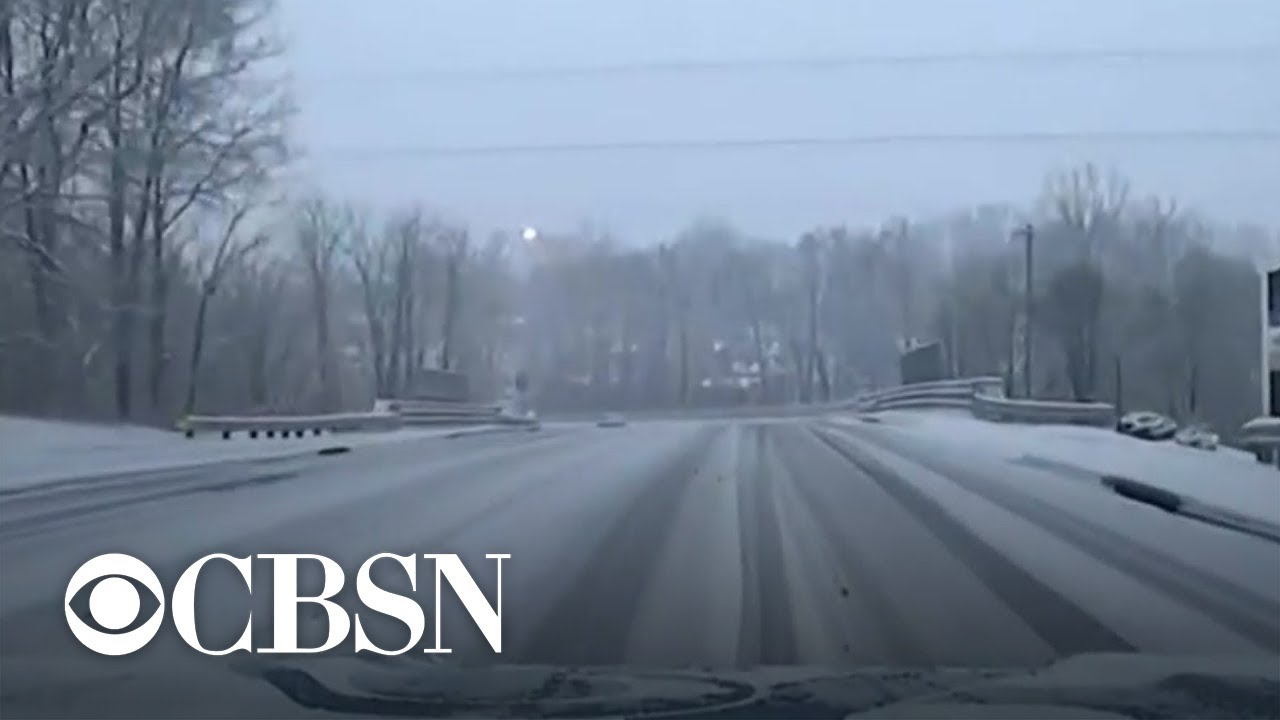 Massive winter storm causing chaos for millions of Americans