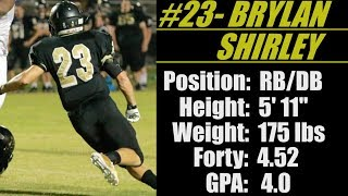 Video 2018-Street Light Recruiting- SR FILM- Brylan Shirley (5' 10''-175- Forty: 4.5) -Sipsey Valley H.S. download MP3, 3GP, MP4, WEBM, AVI, FLV Mei 2018