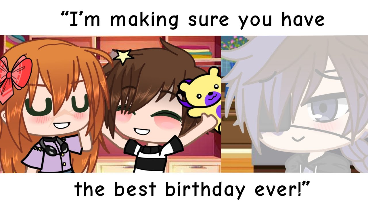 """I'm making sure you have the best birthday ever!"" // If Michael Afton went to the Past - Part 1"