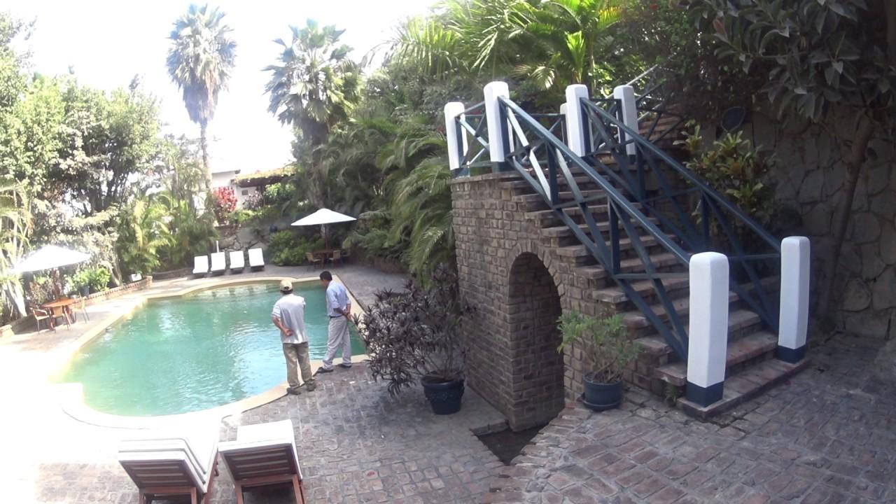 Quebrada verde pintado de muebles del rea de piscina - Muebles de piscina ...