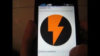 видео Как прошить телефон андроид без компьютера
