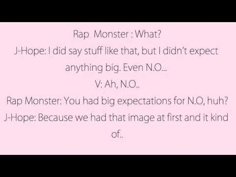 BTS (방탄소년단) - SKIT : Expectation! [ENG SUB][HD]