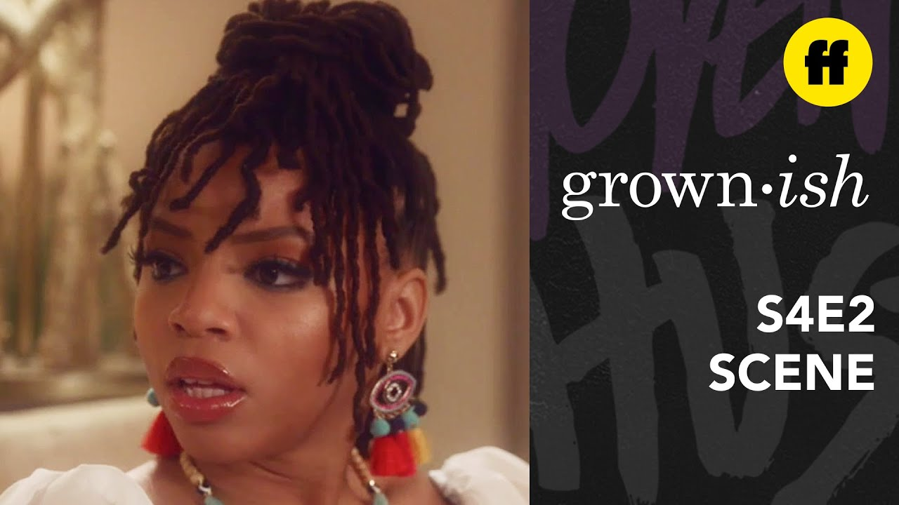 Download grown-ish Season 4, Episode 2 | The Truth Comes Out | Freeform