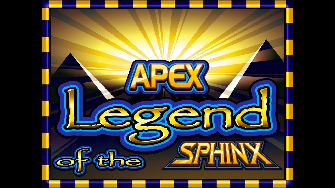 Legend of the sphinx slot online poker chips tricks tutorial