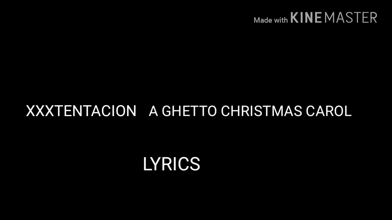 Ghetto christmas lyrics