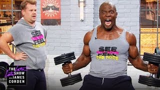 Lifting and Grunting w/ Terry Crews thumbnail