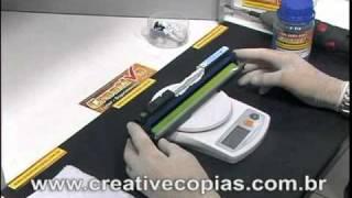 Video Recarga Toner HP Colorido CE310A, CE311A, CE312A, CE313A, HP CP1025(http://www.creativecopias.com.br - Manual em Video Aula para recarregar o cartucho de toner HP CE 310A, CE 311A, CE 312A, CE 313A. Impressora HP color ..., 2011-03-15T19:10:10.000Z)