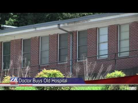 Doctor Buys Old Piedmont Hospital Building