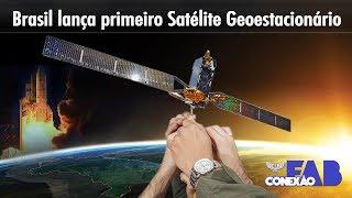 FABTV - Bastidores do lançamento do primeiro Satélite Geoestacionário Brasileiro