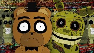 THE FINAL NIGHT 3 5 Nights at Freddy s 3 Animated Movie
