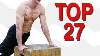 Top 27 Plyometric Box Exercises