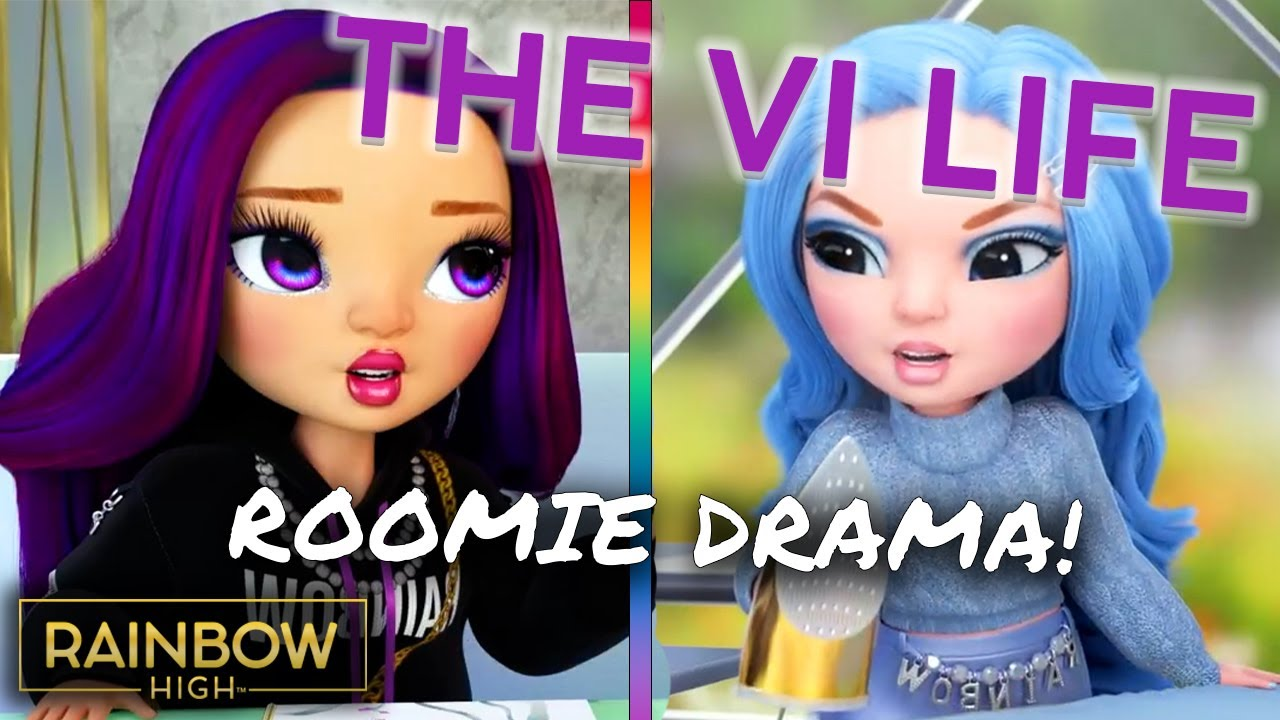 Download Roomie Drama!! Featuring Gabriella and Emi! 😱 ☕ 💅 | The Vi Life VIP Access Episode 18 | Rainbow High