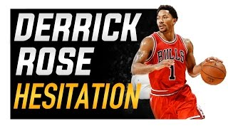 How to: Derrick Rose Hesitation Move | Basketball Moves