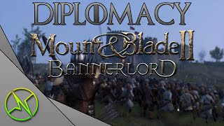 DIPLOMACY IN BANNERLORD! - How Will It Work? (Mount and Blade Bannerlord Gameplay)