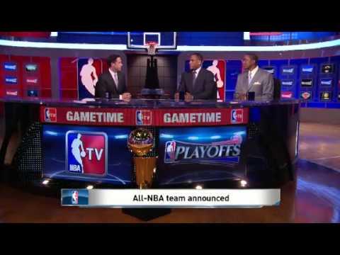 2012 -13 ALL- NBA TEAMS (1st,2nd,3rd)