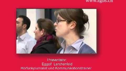 Eggolf Lerchenfeld - (e:pe) erfolgreich  präsentieren
