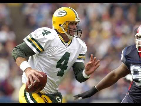 "HOF QB Brett Favre Packers Highlights || ""Gunslinger, Iron Man, Legend"" 