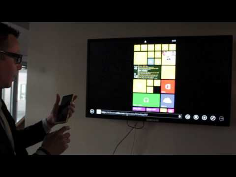 Nokia Beamer Demonstration