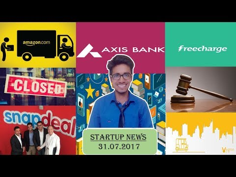 Startup News - Snapdeal Flipkart issues,Amazon logistics,Finomena shutdown,FIR,Retention bonus