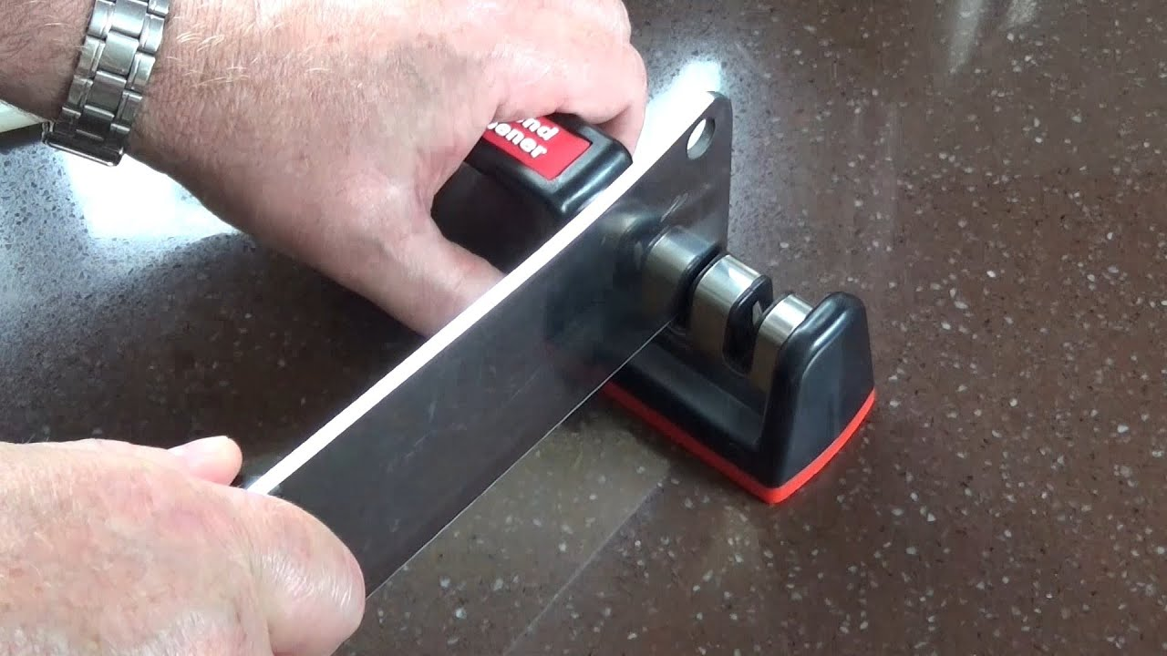 Download Review - Dailyart Knife sharpener available on Amazon UK