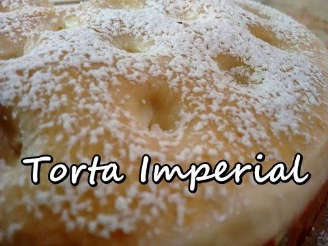 Torta Imperial ! Receita Divina (por Fernando Couto)