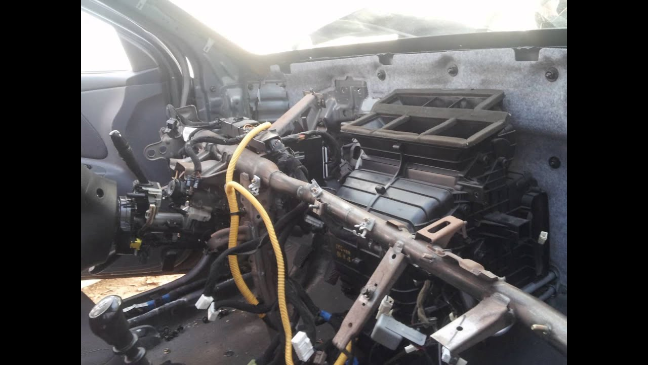 medium resolution of heater core replacement rio5 2006