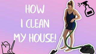 Πώς καθαρίζω το σπίτι μου | Marinelli