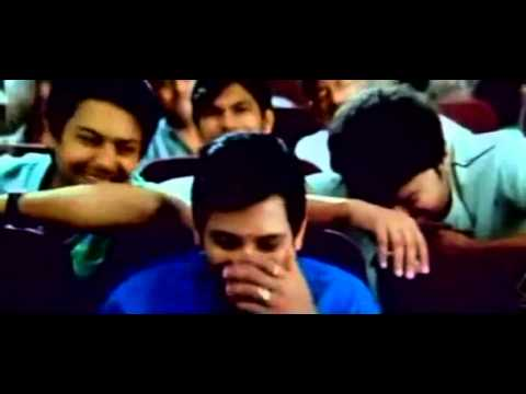 comedy scene from snehithudu(good...