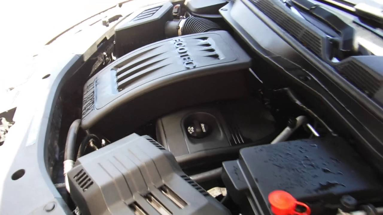 Ac Pressure Switch >> 9113 2013 CHEVY EQUINOX 2.4L 52K MILES - YouTube