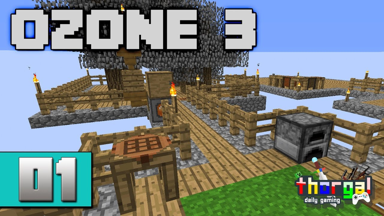 Project Ozone 3 #1 - Let's get started!
