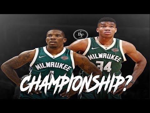 CAN ERIC BLEDSOE HELP THE MILWAUKEE BUCKS WIN A CHAMPIONSHIP?   NBA 2K18